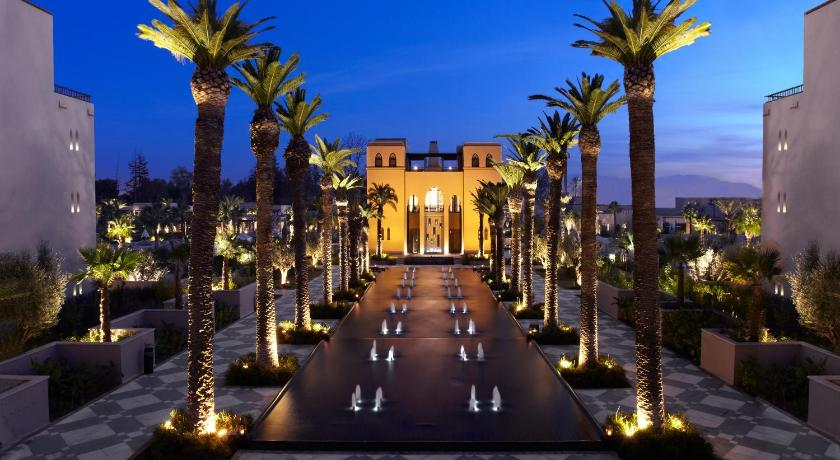 Hotel Hivernage Marrakech Telephone