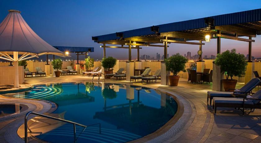 هتل شرایتون دبی