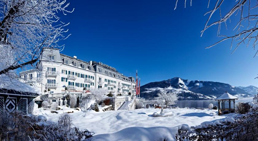Grand hotel zell am see zell am see austria for Designhotel zell am see