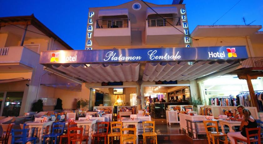Platamon Centrale, Hotel, Konstantinou Karamanli 44, Platamonas, 60065, Greece