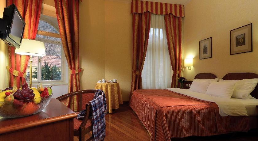 チェコ,プラハ,ベストウエスタン ホテル キンスキー ガーデン(Best Western Hotel Kinsky Garden)