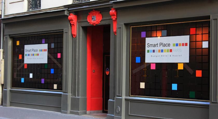 smart place paris hostel budget hotel paris fran a 836 opini o dos h spedes reserve j. Black Bedroom Furniture Sets. Home Design Ideas