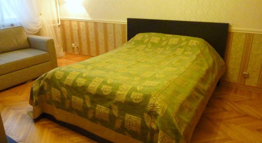 Apartment Zolotoe Koleso na Nikulinskoy (Moskau)