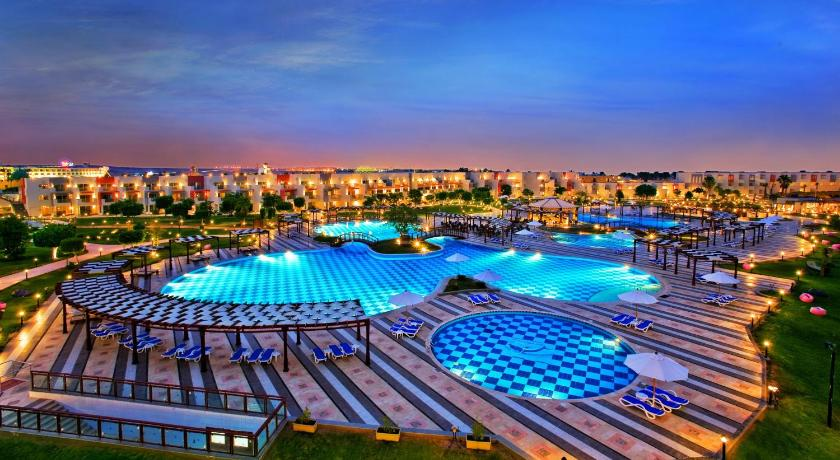 Hotel Sunrise Grand Select Crystal Bay Resort Hurghada