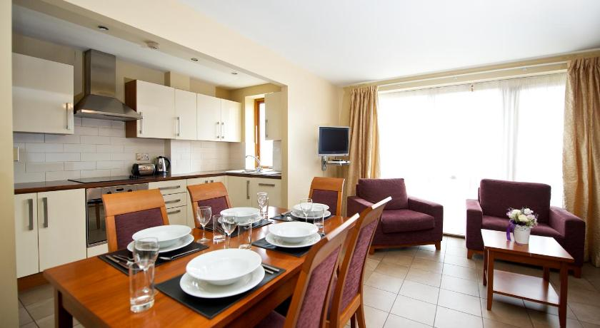 Staycity Serviced Apartments - Saint Augustine St (Dublin)