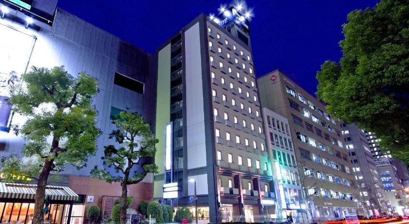 Hotel Areaone Okayama 岡山阿瑞湾酒店
