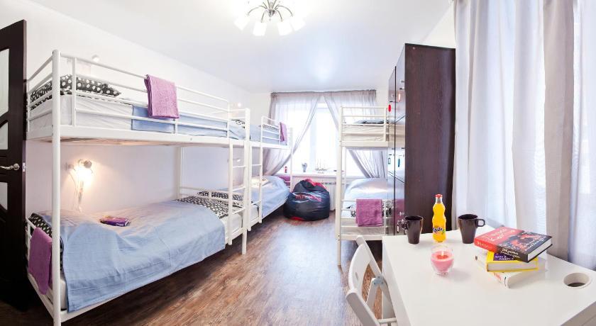 hostel vs home