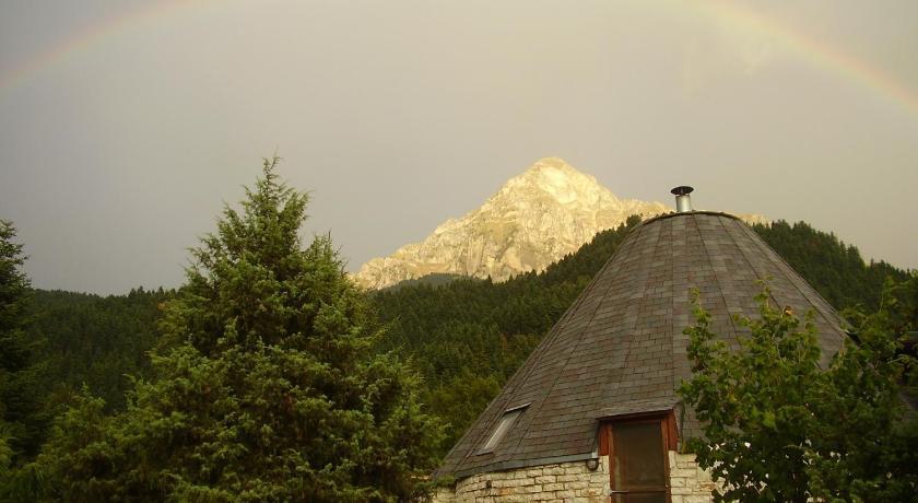 Theasis-Igloo, Hotel, Ktistades, Arta, Tzoumerka, 47043, Greece
