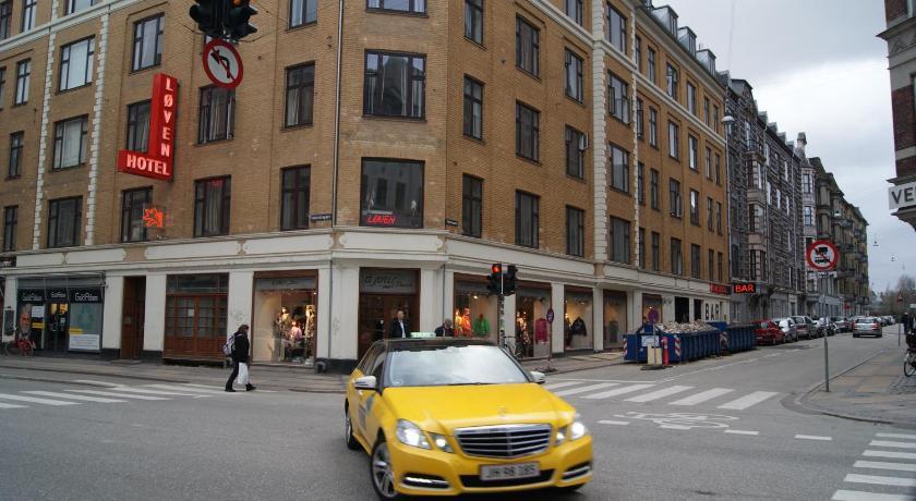 Hotel Løven in Kopenhagen
