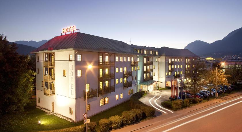 Alphotel Innsbruck in Innsbruck