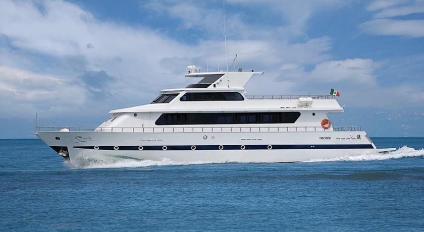 Sarah Sun Island in Venedig
