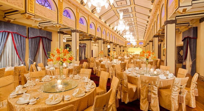 中国,上海,フェアモント ピース ホテル(和平飯店)(Fairmont Peace Hotel)