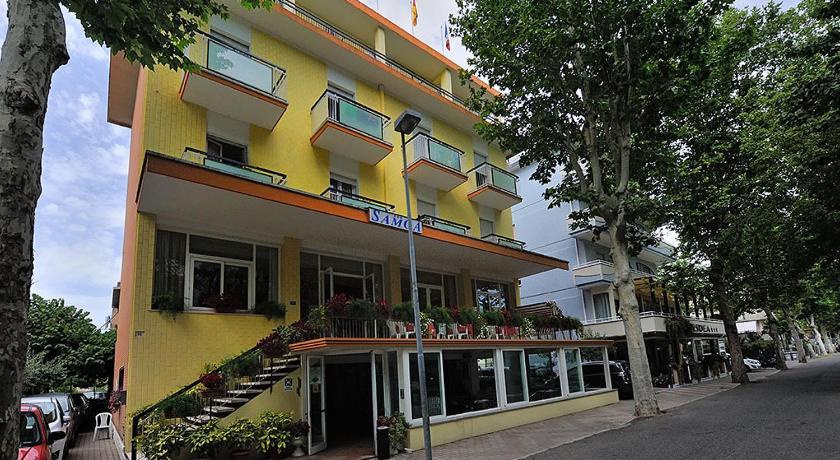 Hotel Samoa in Rimini