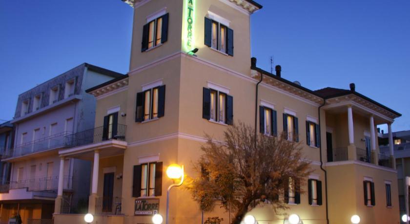 Hotel La Torre in Rimini