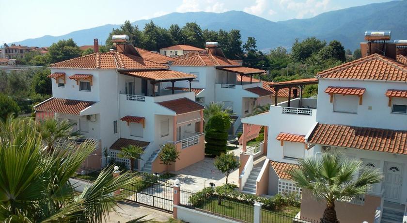 Meandros Village, Hotel, Odos Meandrou 1 , Vrasna, 57021, Greece