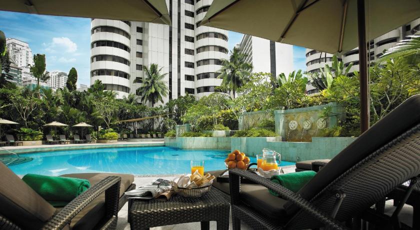 マレーシア,クアラルンプール,Shangri-La Hotel Kuala Lumpur