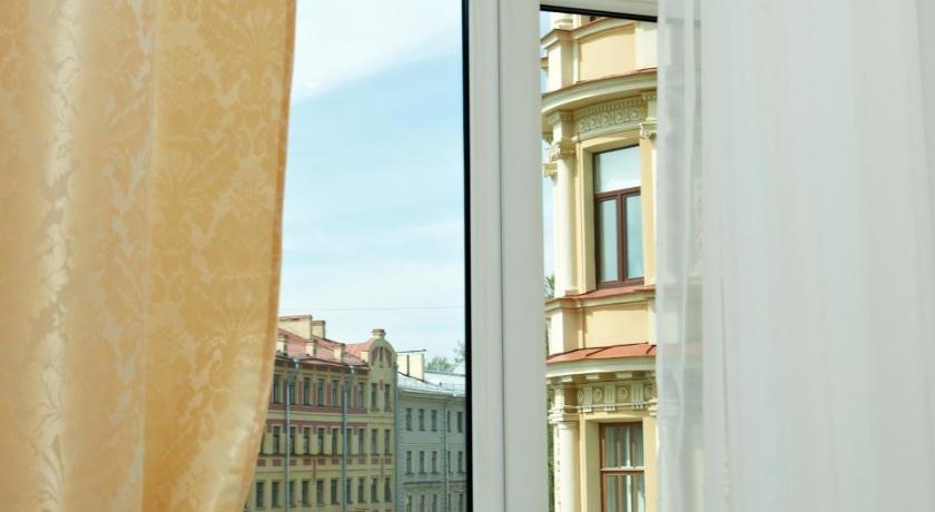 ロシア,サンクトペテルブルク,ゴーゴリ ホテル(Gogol Hotel)