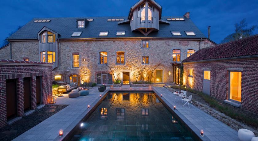 photo hotel de luxe namur
