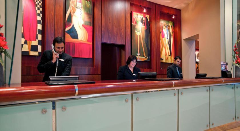 ニュージーランド,ウェリントン,ジェームズ クック ホテル グランド チャンセラー(James Cook Hotel Grand Chancellor)