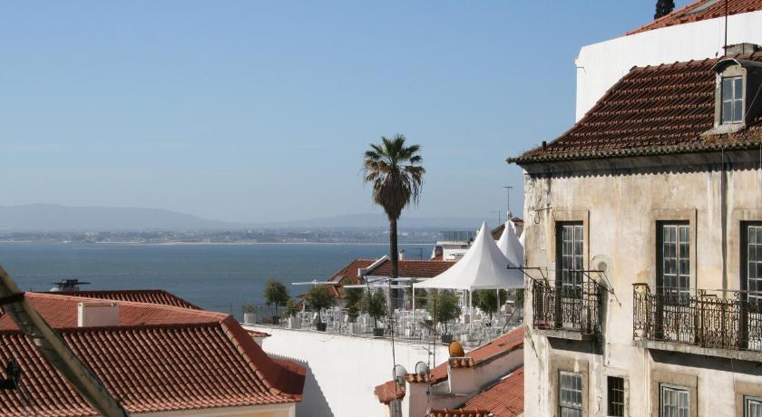 Charming flat in Alfama - St. Jorge Castle (Lissabon)