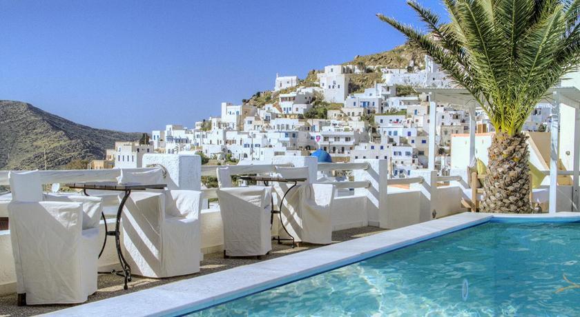 Avanti, Hotel, Central square, Ios Chora, 84001, Greece