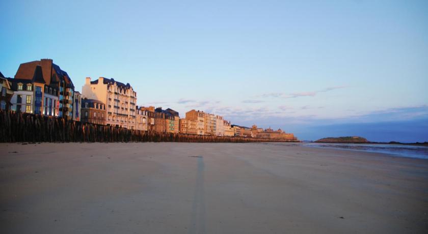 H tel mercure st malo front de mer saint for Hotels 4 etoiles saint malo