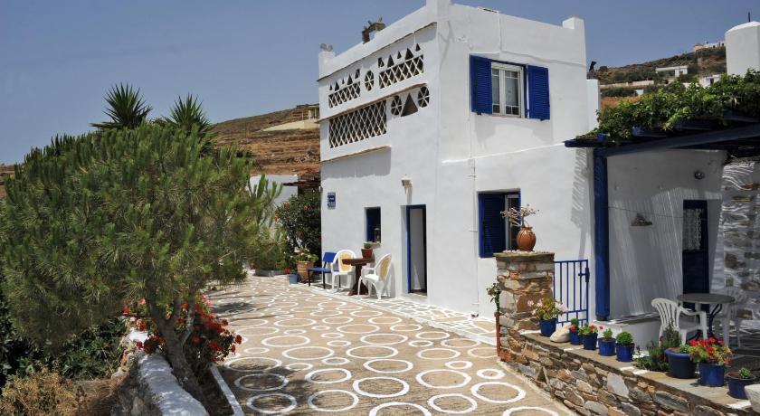Tino'Sterionas, Hotel, Agia Triada - Gyrla, Tinos Town, 84200, Greece