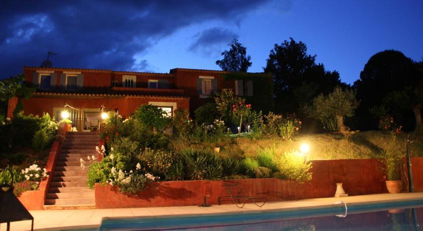 Villa Des Roses Villa Des Roses Roussillon