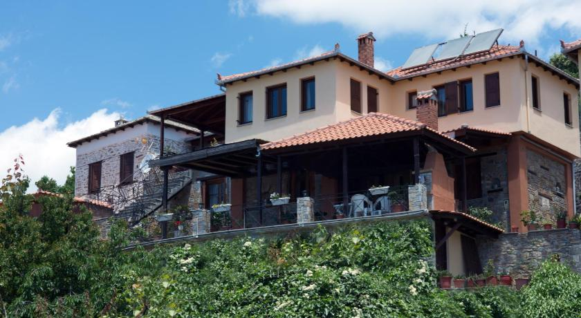 Mansion Terpou, Hotel, Agios Vlassios, Pelio, 38500, Greece