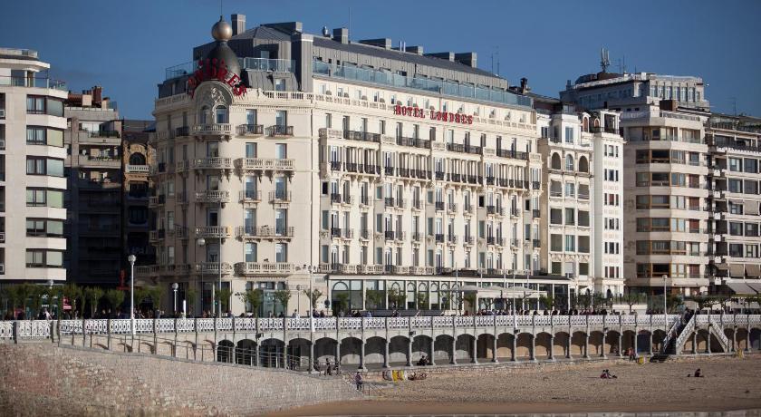 Hotéis de luxo e 5 estrelas em San Sebastián