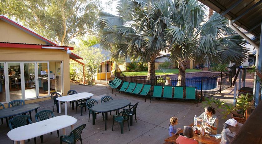Hostel Alice Springs YHA