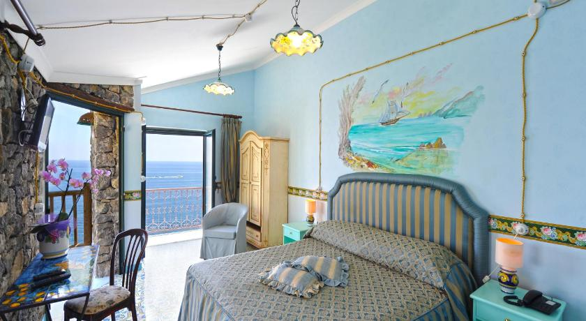 Room at Locanda Costa Diva, Positano. (Photo by Locanda Costa Diva)