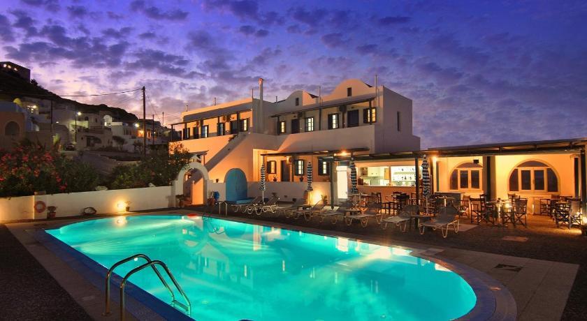 Thira'S Dolphin, Hotel, Santorini, 84700, Greece