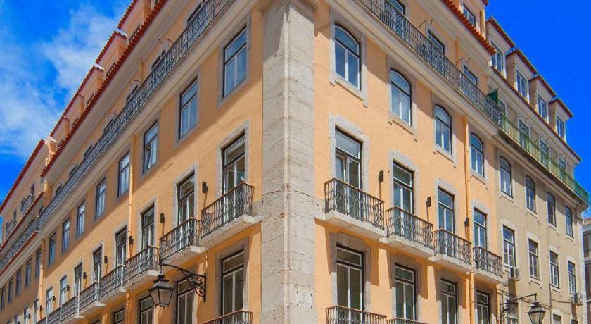 Hotel Santa Justa (Lissabon)