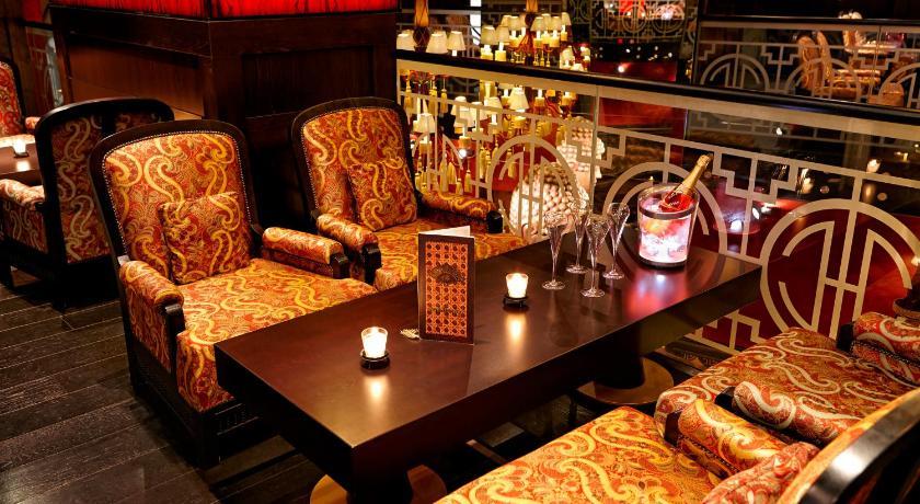 ハンガリー,ブダペスト,ブッダ バー ホテル ブダペスト クロティルド パレス(Buddha-Bar Hotel Budapest Klotild Palace)