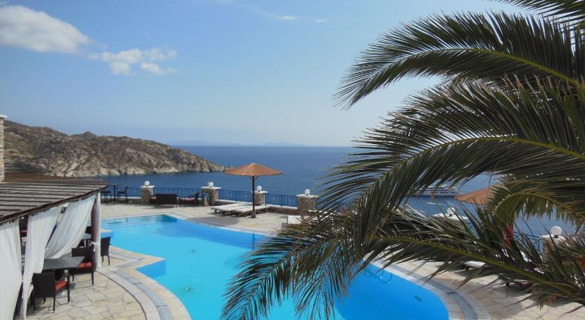 Hermes, Hotel, Main Street, Ios Chora, 84001, Greece