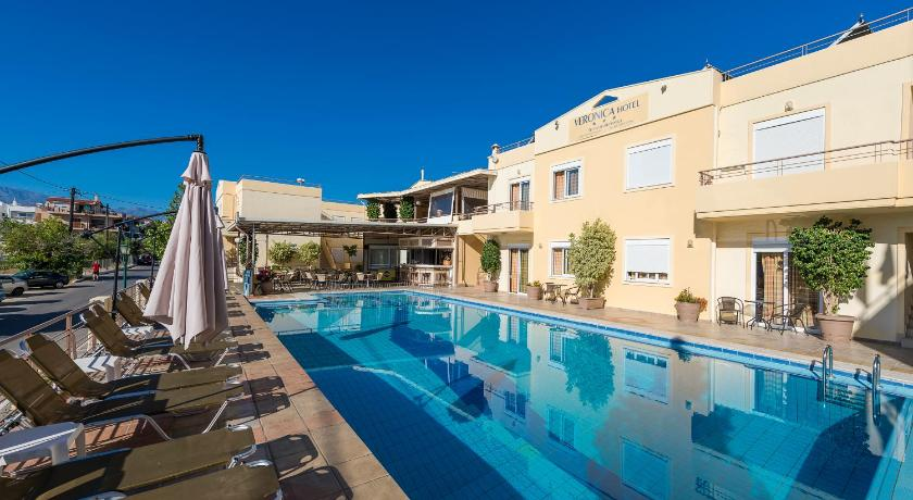 Veronica Hotel, Hotel, Aghii Apostoli, Kato Daratso, Chania,73100, Greece