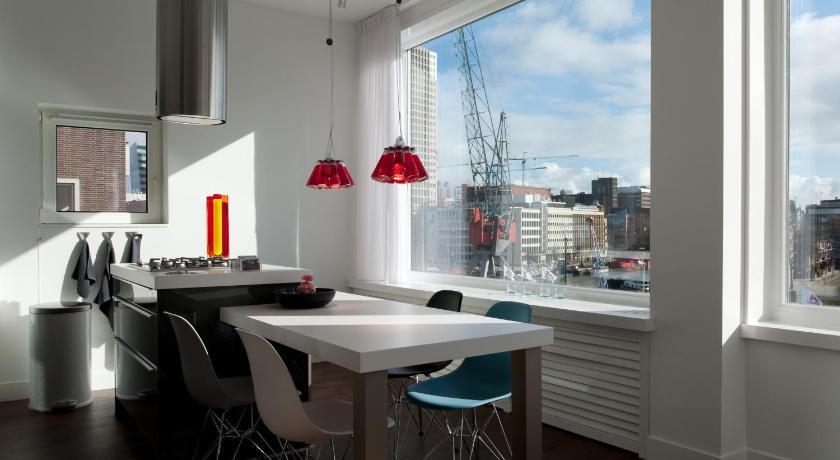 MyCityLofts - Skyline Suite (Rotterdam)