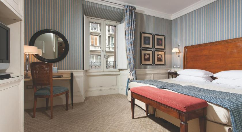 Stendhal Hotel in Rom