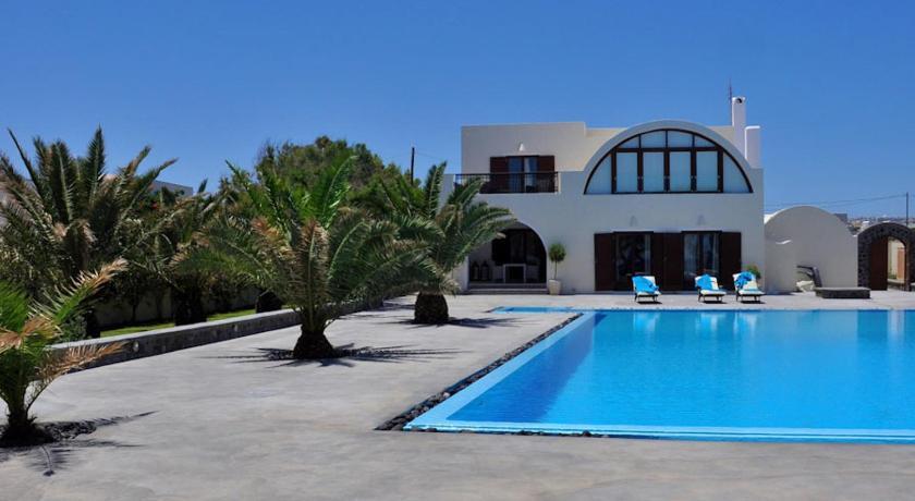 Asteras Beach Villa, Villa, Agia Paraskevi, Santorini, 84700, Greece