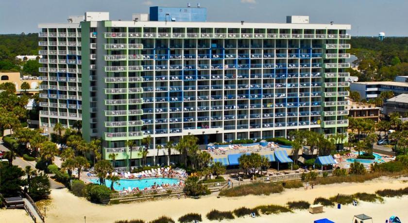 Coral Beach Hotel Myrtle Beach