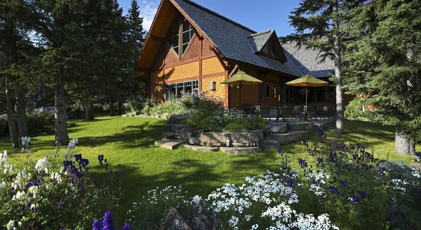 カナダ,バンフ,バッファロー マウンテン ロッジ(Buffalo Mountain Lodge)
