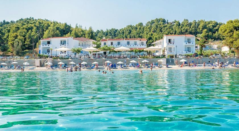 Dolphin Beach Hotel Possidi Griechenland