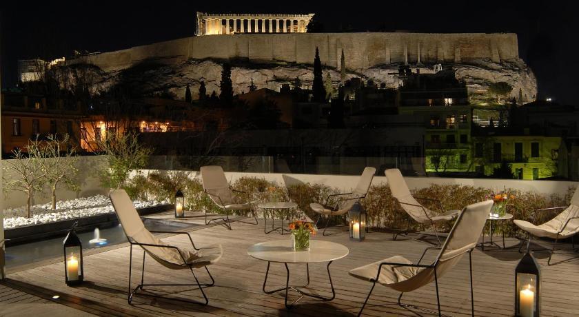 Herodion Hotel (Athen)