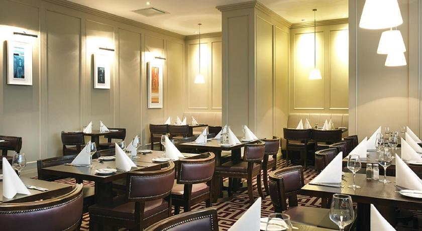 Dining at The Clayton Hotel Leopardstown Dublin Ireland's Restaurant