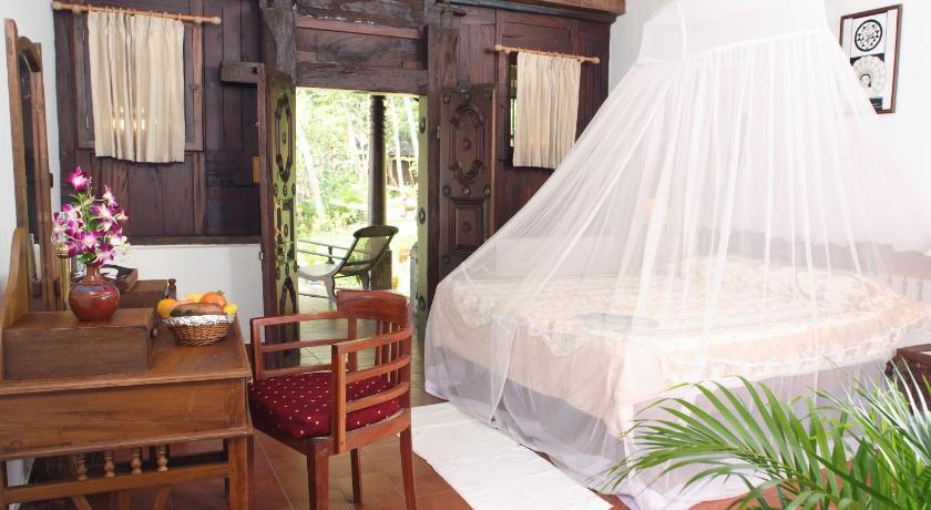 resort hotel Somatheeram Kerala