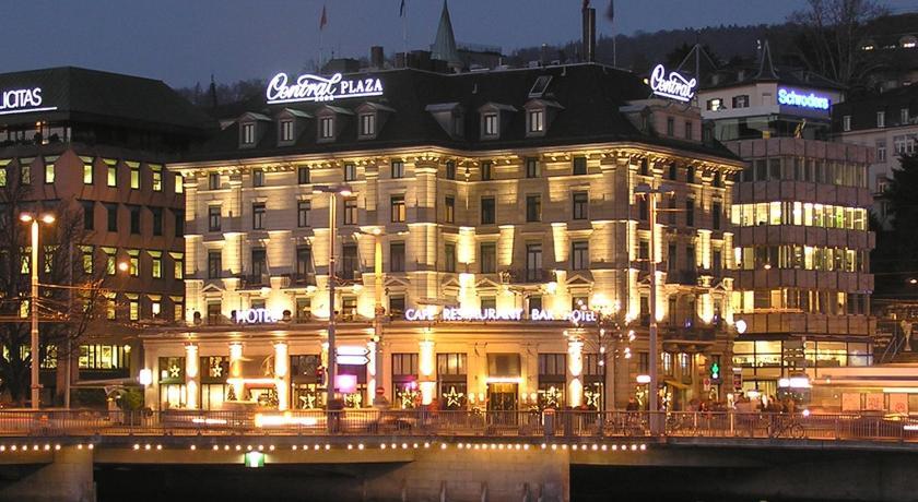 スイス,チューリッヒ,セントラル プラザ(Central Plaza)