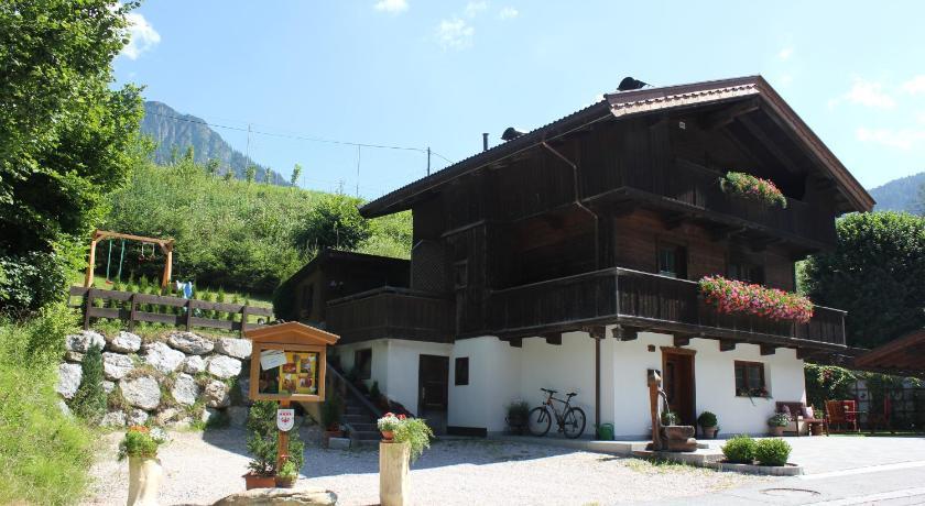 Wohlfühlappartement Bachhäusl (Alpbach)