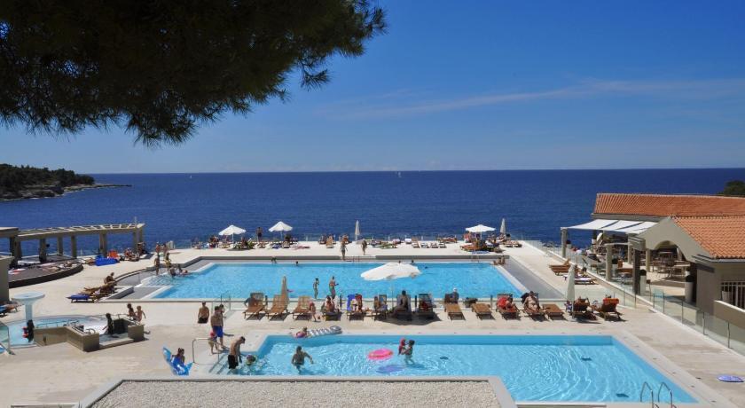 Pula Croatia Beach Verudela Beach Resort Pula