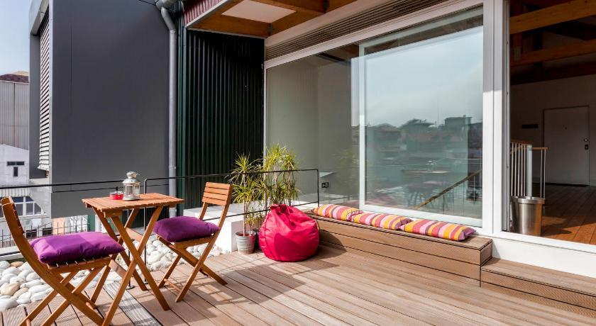 Apartamento designoportoflats porto portugal 549 coment rios de clientes - Booking oporto apartamentos ...